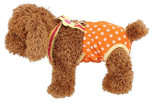 مدل تسمهای پوشک برای سگهای پر جنب و جوش